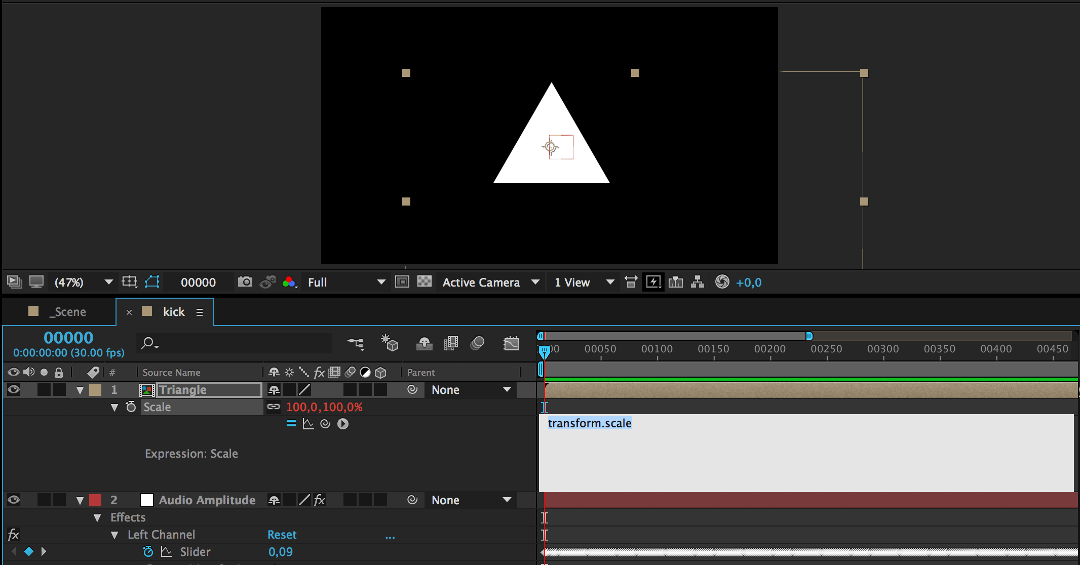 Tutorial: Sync animation to music using After Effects